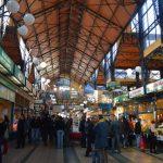 ブタぺストへ行くのならぜひ立ち寄りたい中央市場