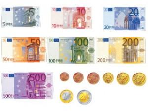 ユーロの通貨