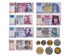 フォリントの通貨