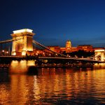 ブダペストの代表的な観光地 セーチェニ鎖橋
