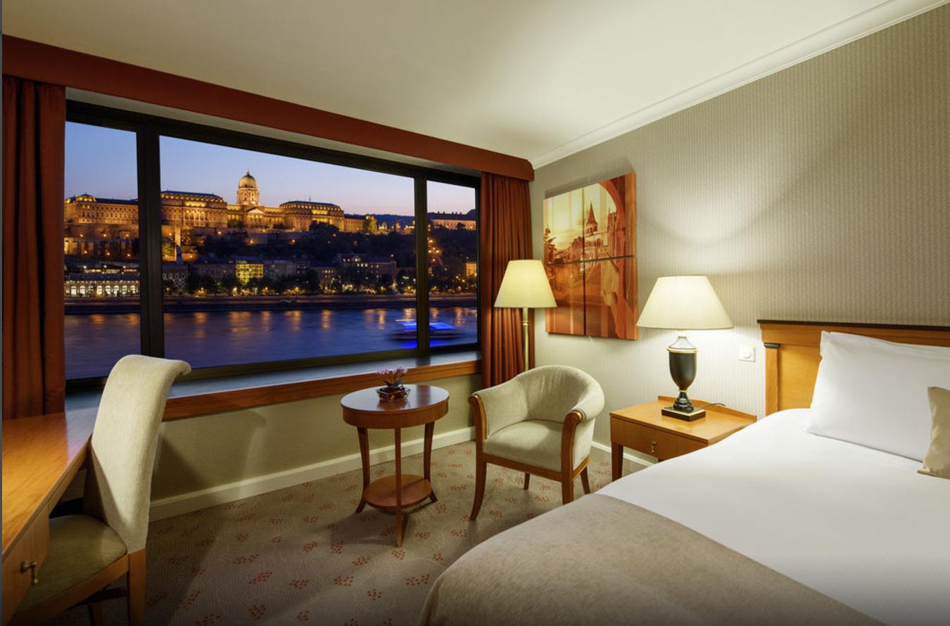 ブダペストの予約人気ホテル